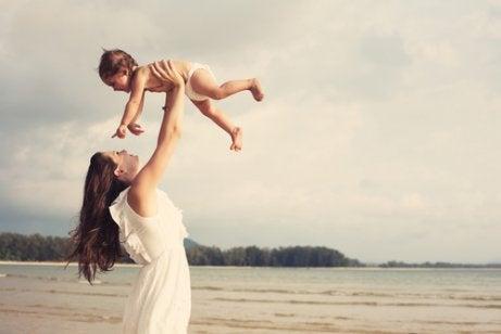 10 fordele ved at være mor