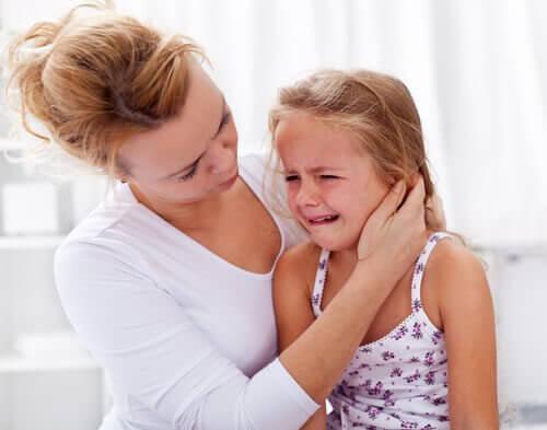 Hvordan håndterer man børns følelser af frustration?