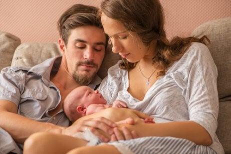 En brugsanvisning til førstegangsforældre