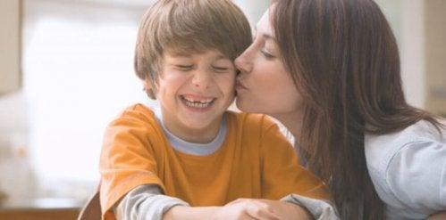 Styrk børns følelsesmæssige styrke