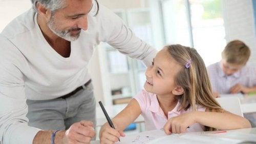 Lær børn god opførsel