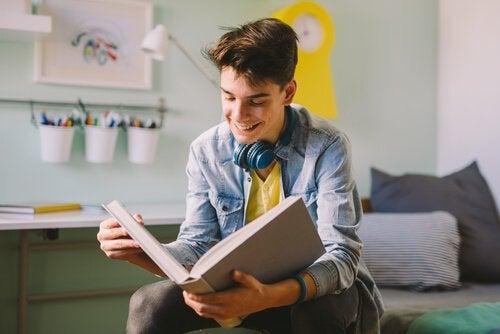 Læsning udvider ens horisont