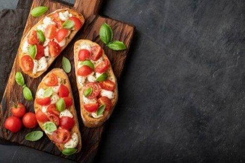 6 idéer til en lækker, hurtig appetitvækker