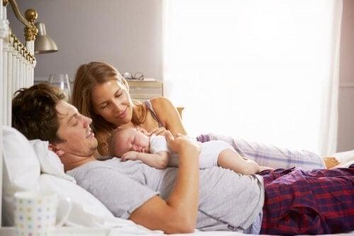 Hvad er den rigtige dengetid for mit barn?