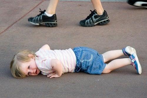 Lille kejser syndrom hos børn – Hvad og hvorfor?