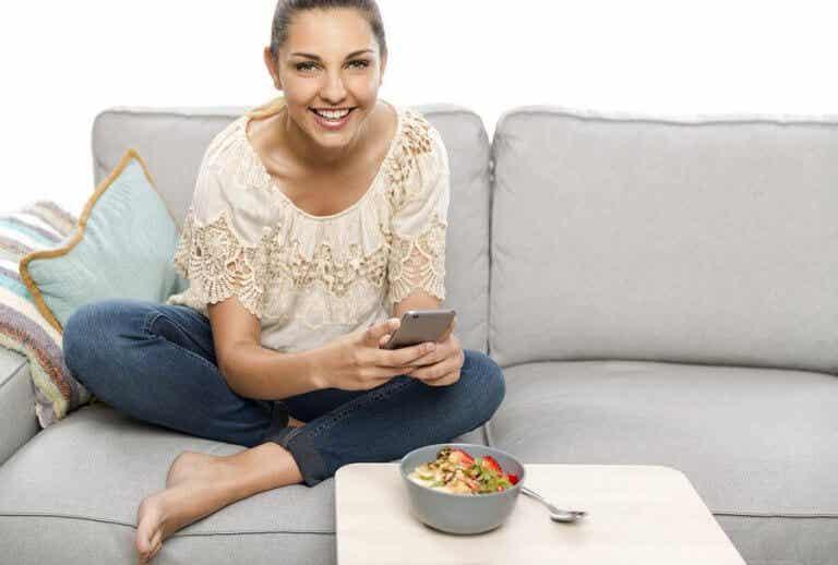 Hvordan skal din diæt være efter fødslen?