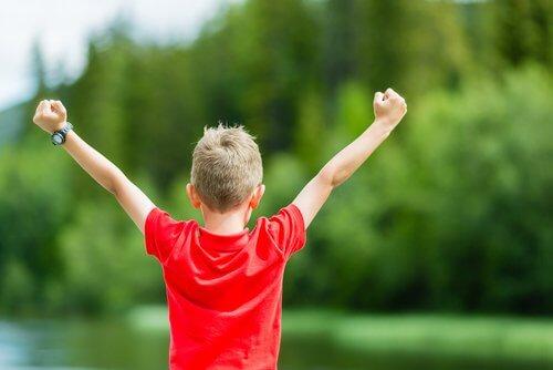 Hjælp dine børn med godt selvværd