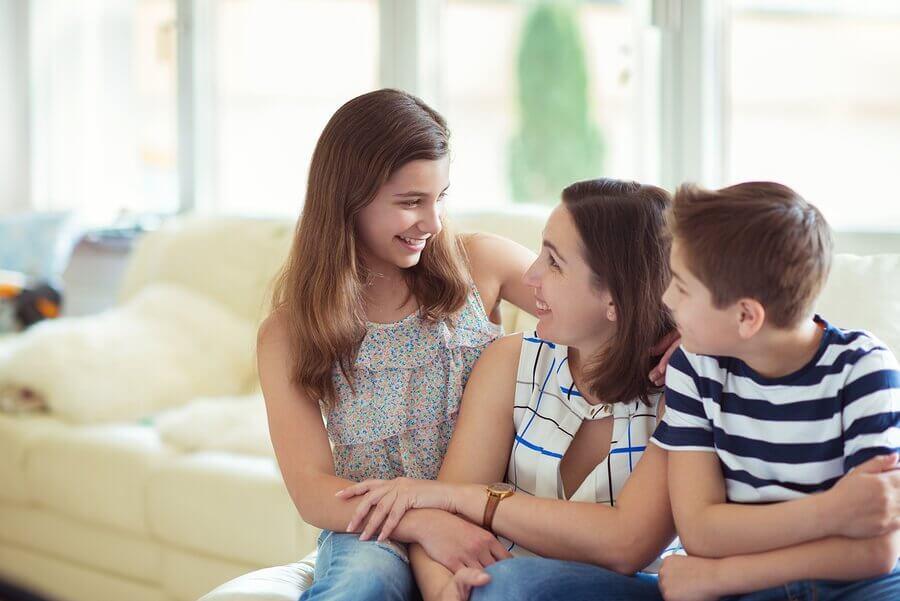 10 lektioner dine børn bør lære før de når ungdomsårene
