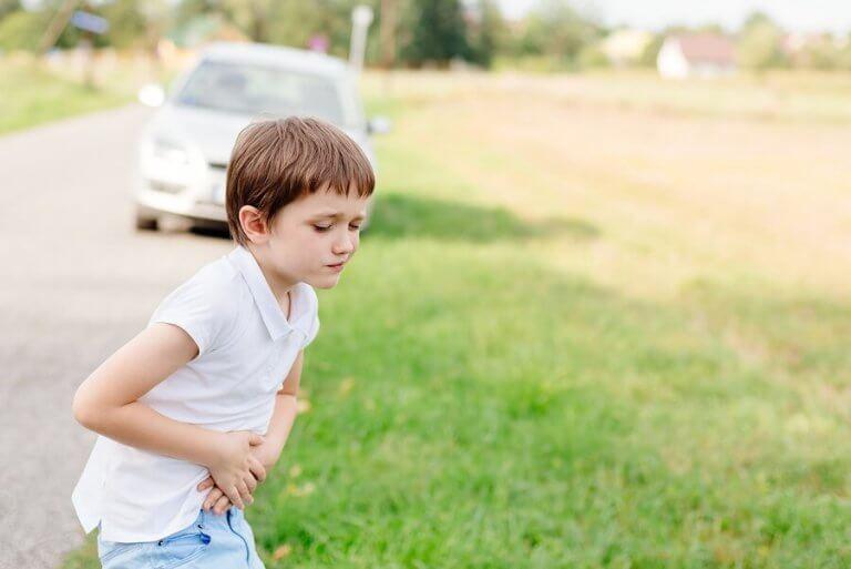 Sådan undgår du at børn bliver køresyge