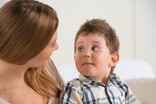 Tal meget med dit barn