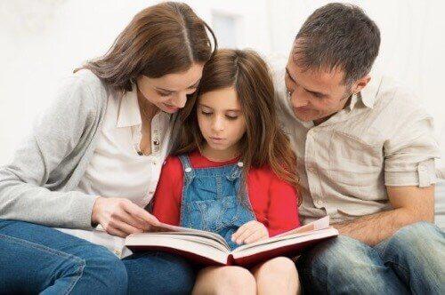 At opfostre børn: At blive enig med din partner