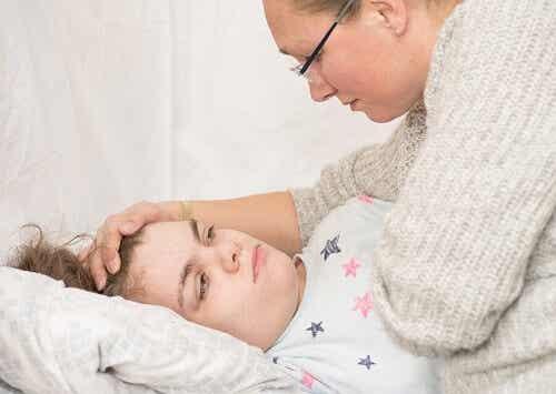 Børn med epilepsi: Årsager, symptomer og behandling