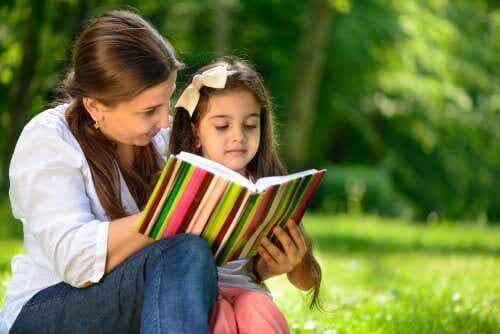 5 motiverende læseaktiviteter for dine børn