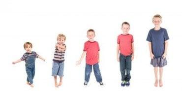 Udviklingen af modenhed hos børn