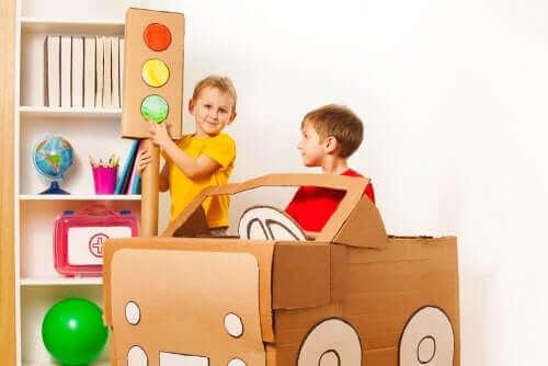 Vigtigheden af at lære børn om trafiksikkerhed