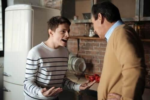Gruppehjem til teenagere med adfærdsproblemer