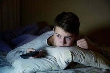 Konsekvenserne af dårlig søvn i ungdommen