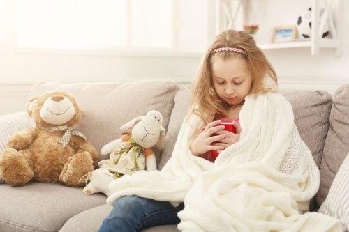 5 farlige, naturlige remedier for børn
