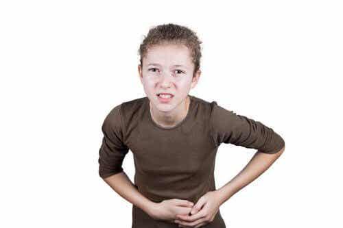 5 primære symptomer på blindtarmsbetændelse