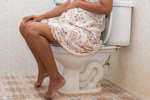 Forstoppelse under graviditeten: Alt om det her
