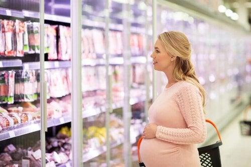 Toksoplasmose og forbudte fødevarer under graviditet
