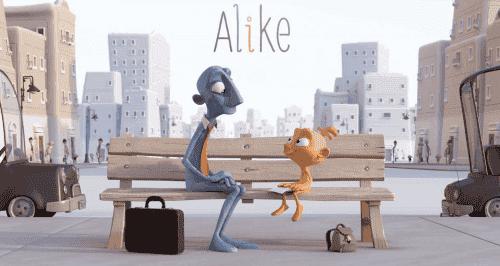 Alike: En kortfilm om vigtigheden af kreativitet