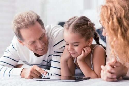Det er vigtigt, at forældre når til enighed om børneopdragelse