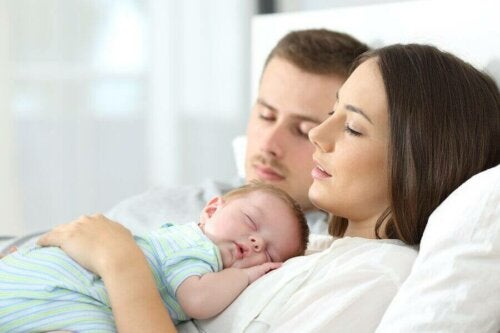 Forældrenes gener bestemmer meget hos babyen