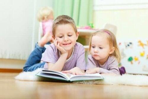 Sociale evner hos børn: Effekten af søskende
