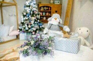 Julepynt på børneværelset: Festlige og smukke idéer