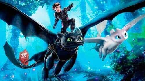 De bedste film fra DreamWorks