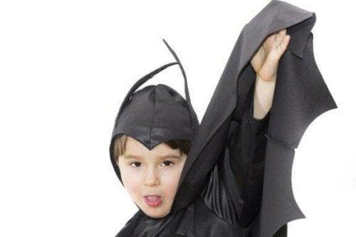 Batman-effekten og hvordan den påvirker børn