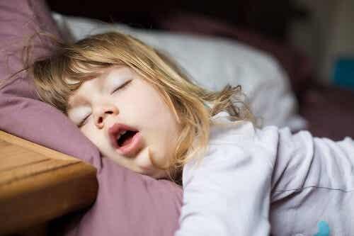 Gode råd når børn trækker vejret gennem munden