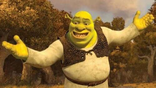 scene fra Shrek