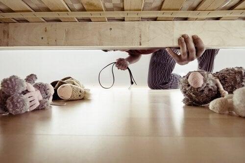 Vold i hjemmet har en enorm negativ effekt på børn