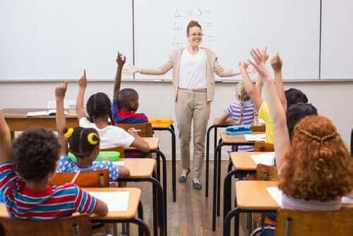 elever til undervisning