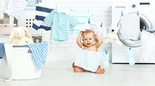 Gode idéer til, hvordan du genbruger børns gamle tøj