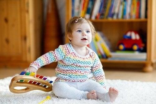 Fordelen ved musiklegetøj for børn