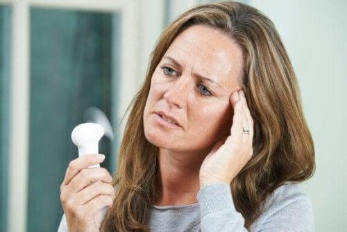 5 sygdomme, der kan opstå i overgangsalderen