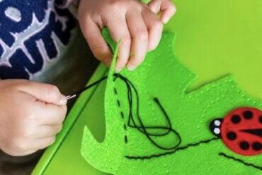 Gør-det-selv legetøj: Garanteret sjov for børn