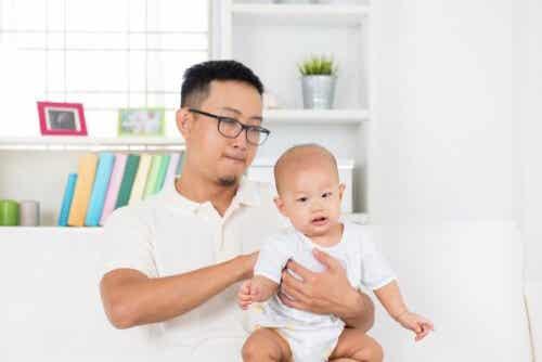 Gastroøsofageal reflukssygdom hos babyer