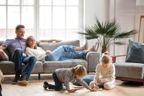 Tips til forældre under corona-karantænen