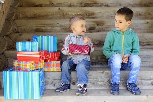 7 populære gaver til børn til jul