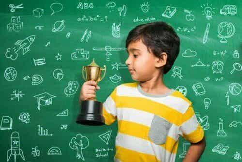 Brug af belønning og straf ved karakterer