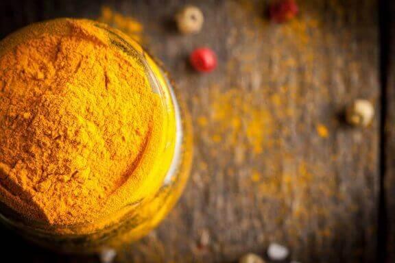 gult pulver