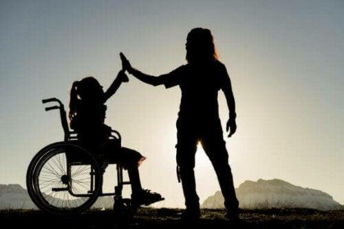 At have en søskende med særlige behov
