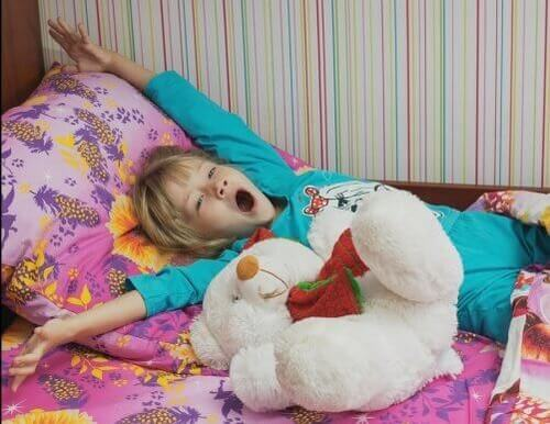 Nattøj til børn: 5 fantastiske idéer