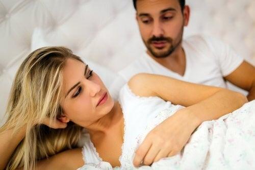 Sex efter fødslen kan være farligt for den nybagte mor