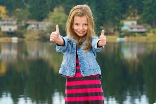 16 citater for børn til at starte dagen positivt