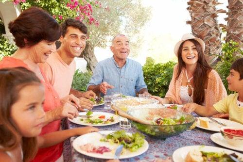 Opnå glæde i en sammenbragt familie